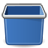 recycle bin large png icon