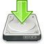 Gnome Document Save Png Icon