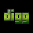 digg webtreatsetc Png Icon