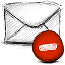 email delete Png Icon