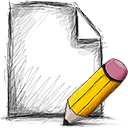 file edit Png Icon