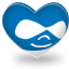 drupal png icon