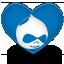 drupal 2 png icon