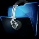 foldermusic Png Icon