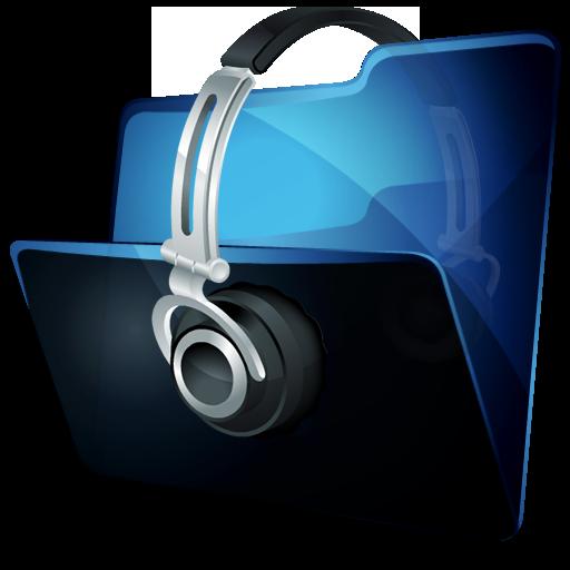 foldermusic large png icon