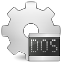 dos Png Icon
