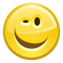 smirk Png Icon