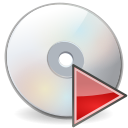 gnome cd png icon
