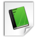 gnome library png icon
