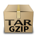 gnome mime application x gzip Png Icon