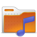 human folder sound Png Icon