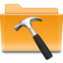 kde folder development Png Icon