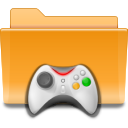 kde folder games png icon