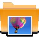 kde folder image Png Icon