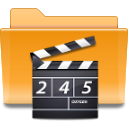 kde folder video Png Icon