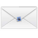 mail unread Png Icon