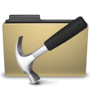 manilla folder development Png Icon