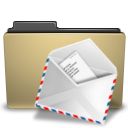 manilla folder mail png icon