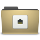 manilla folder remote Png Icon