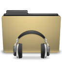 manilla folder sound png icon