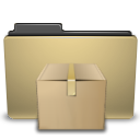 manilla folder tar png icon