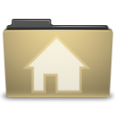 manilla user home Png Icon