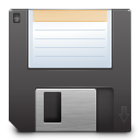 media floppy Png Icon