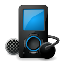 multimedia player Png Icon