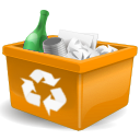 trash can png icon
