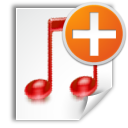 playlist new Png Icon