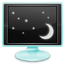 screen saver png icon