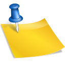 sticky notes png icon