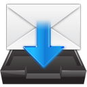 stock mail import Png Icon