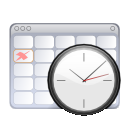 stock new 24h appointment Png Icon