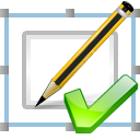 stock signature ok png icon