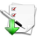 stock task assigned png icon