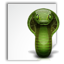 text x python Png Icon