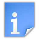 texinfo Png Icon