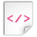 text xml Png Icon