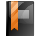 user bookmarks Png Icon