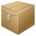 archiver Png Icon