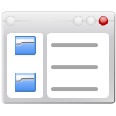 view calendar list Png Icon