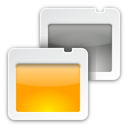view presentation Png Icon