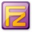 filezilla large png icon