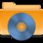 kde folder cd large png icon