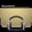 manilla folder sound large png icon