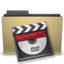 manilla folder video large png icon