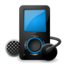 multimedia player large png icon