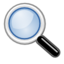 magnifier large png icon