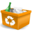 trash can large png icon